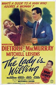 The Lady Is Willing movie