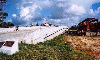 Mahaicony Place in Mahaica-Berbice, Guyana