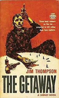 <i>The Getaway</i> (novel) 1958 crime novel by Jim Thompson