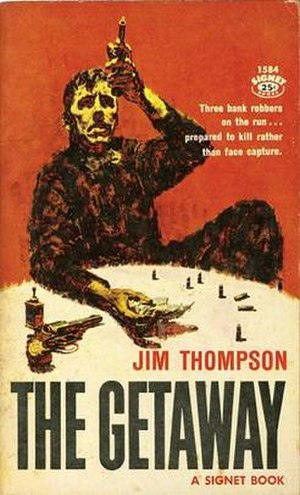 The Getaway (novel) - First edition
