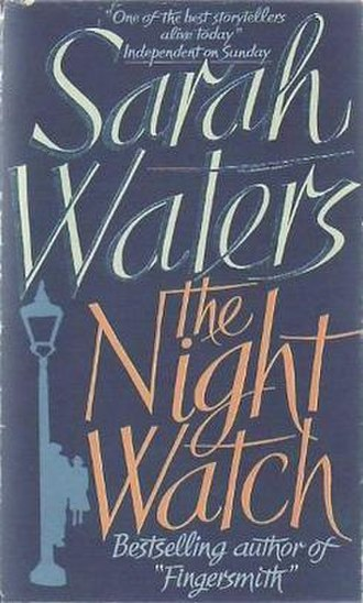 The Night Watch (Waters novel) - UK first edition cover