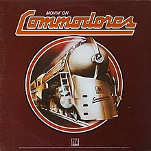 The Commodores Movin' On.jpg
