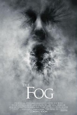 The Fog (2005 film) - Theatrical release poster