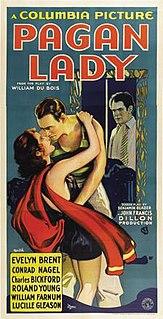 <i>The Pagan Lady</i> 1931 film