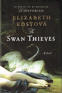 <i>The Swan Thieves</i>
