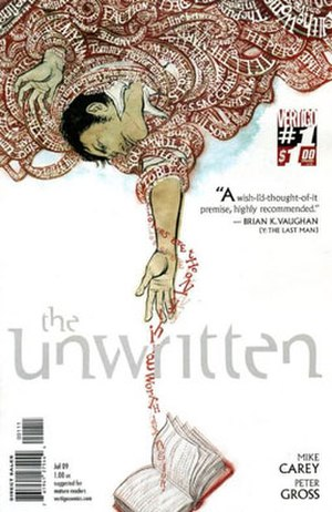 The Unwritten - Image: The Unwritten 1