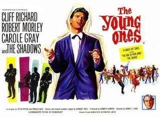 <i>The Young Ones</i> (1961 film) 1961 film by Sidney J. Furie