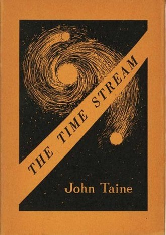 The Time Stream - Dust-jacket from the first edition