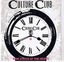 Culture Club — Time (Clock of the Heart) (studio acapella)