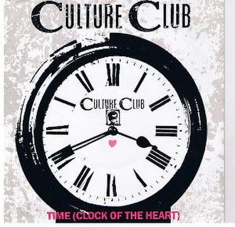 Time (Clock of the Heart) - Image: Timeclock Culture Club
