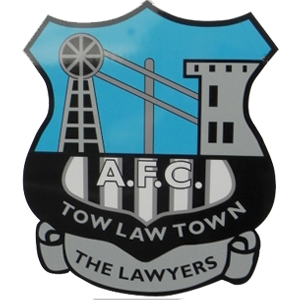 Tow Law Town F.C. - Club logo