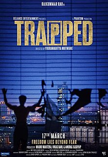 Trapped 2016 Hindi Film Wikipedia