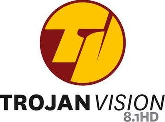 Trojan Vision - Image: Trojan Vision Logo Fall 2012