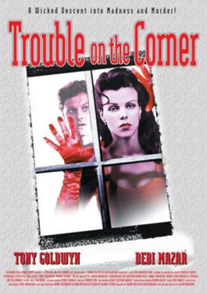 Trouble on the Corner - Image: Trouble on the Corner Video Cover
