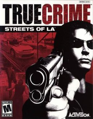 True Crime: Streets of LA - Image: True Crime Streets of LA coverart