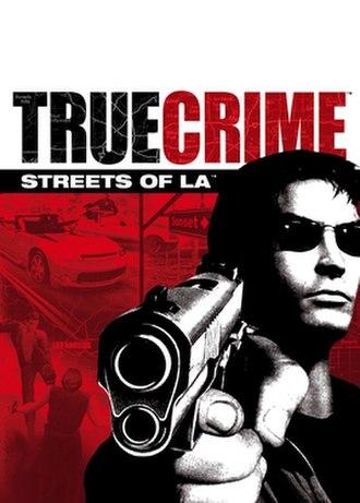 True Crime: Streets of LA - Image: True Crime Streets of LA coverart