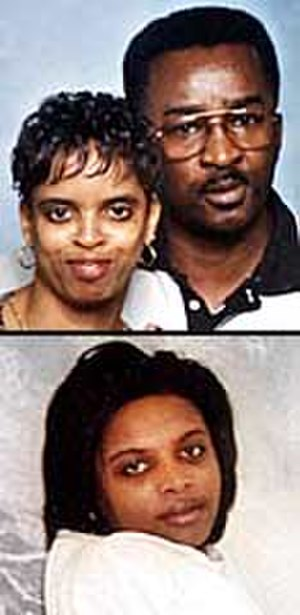 Deadly Duo: Alesia Warrior hired a hitman, Darrell Rodgers, to kill her  husband, Jeremy Warrior, but she was paralyzed in the attack