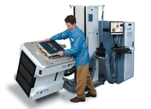 Teradyne - The UltraFLEX, a state-of-the-art automated test equipment designed and manufactured by Teradyne.