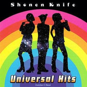 Universal Hits-Golden Best - Image: Unvrsl Hits Gldn Best