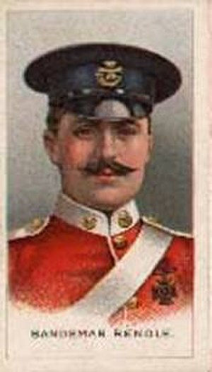 Duke of Cornwall's Light Infantry - Sergeant Thomas Edward Rendle, VC
