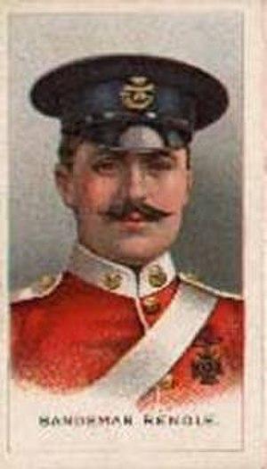 Duke of Cornwall's Light Infantry - Sergeant Thomas Edward Rendle, VC