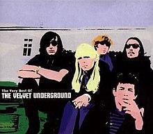 Lou Reed The Velvet Underground Lou Reed The Velvet Underground