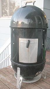 Smoking Cooking Wikipedia