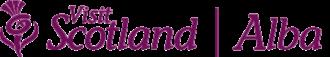 VisitScotland - Image: Visit Scotland logo