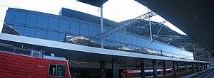 Visp railway station - Image: Visp Station