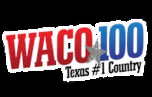 WACO-FM - Image: Waco FM logo