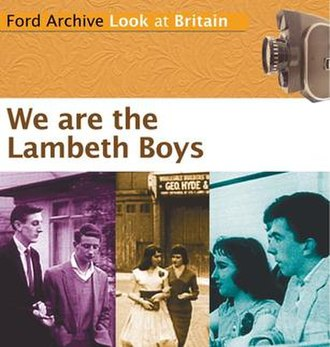 We Are the Lambeth Boys - Image: We are the Lambeth Boys