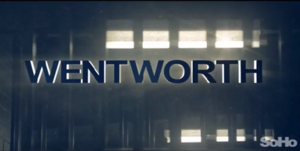 Wentworth (TV series) - Image: Wentworth title