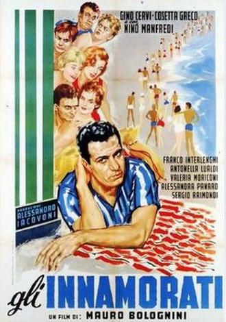 Wild Love (film) - Italian release poster