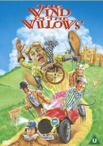 The Wind in the Willows (1996 film) - UK DVD front cover