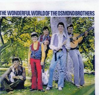 The Wonderful World of The Osmond Brothers - Image: Wonderfulworldosmond