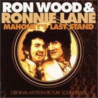 Mahoney's Last Stand - Image: Wood Lane Mahoney's