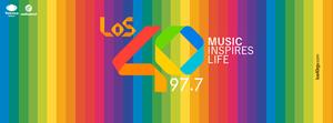 XEEW-FM - Image: XEEW Los 4097.7 logo