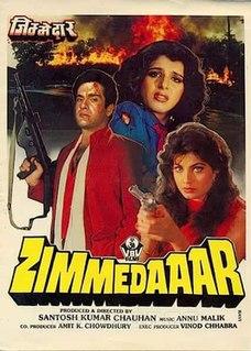 <i>Zimmedaaar</i> 1990 Indian film