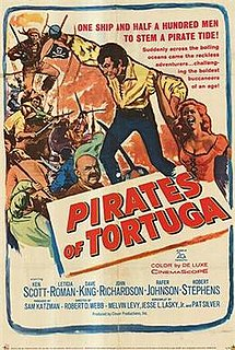 <i>Pirates of Tortuga</i>