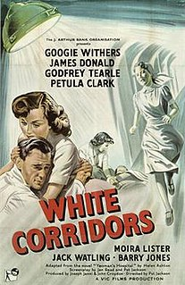 <i>White Corridors</i> 1951 film by Pat Jackson