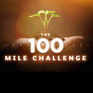The 100 Mile Challenge - Title card
