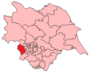 Sowerby by-election, 1904 - Image: 1885 1918 Sowerby