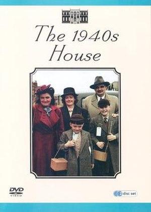 The 1940s House - Region 2 PAL DVD (UK)