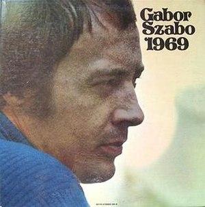 1969 (Gábor Szabó album) - Image: 1969 (Gábor Szabó album)
