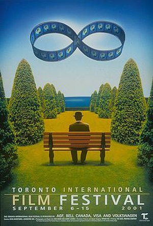 2001 Toronto International Film Festival - Festival poster