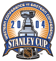 2004 Stanley Cup playoffs logo