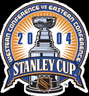 2004 Stanley Cup playoffs - Image: 2004Stanley Cup Playoffs
