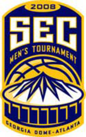 2008 SEC Men's Basketball Tournament - 2008 Tournament logo