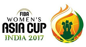 2017 FIBA Women's Asia Cup - Image: 2017 FIBA Asia Women's Cup