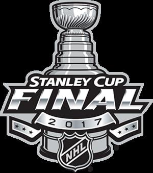 2017 Stanley Cup Finals - Image: 2017 Stanley Cup Finals logo